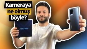 Vivo X50 Pro elimizde! Türkiye'de ilk…