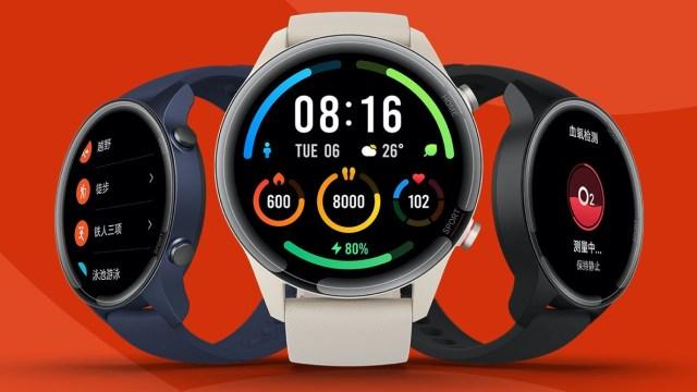 Xiaomi Mi Watch Color Sports Edition-00