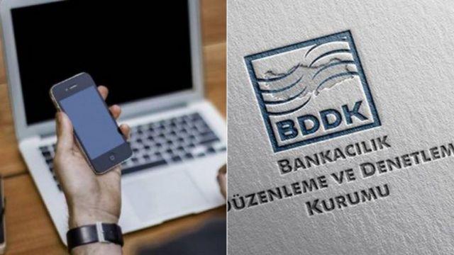 BDDK sahte internet siteleri için uyarıda bulundu
