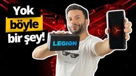 Efsane telefon Lenovo Legion Pro elimizde!