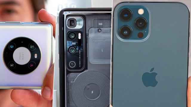 En iyi kameraya sahip telefonlar