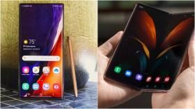 Samsung'un yüzü gülüyor: Galaxy Note 20 ve Z Fold 2