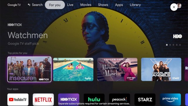 Google TV, Google Play Movies and TV'in yerini alıyor