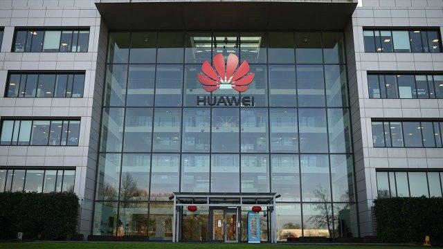 Huawei gizli işbirliği