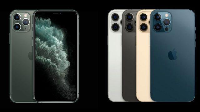 iPhone 12 Pro Max vs iPhone 11 Pro Max karşılaştırması