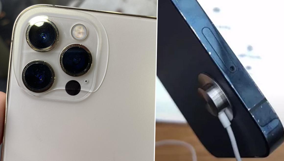 Korkutan argüman: iPhone 12'lerin boyası soyuluyor, kırılıyor! 1