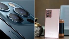 Analiz: iPhone 12 Pro Max ve Galaxy Note 20 Ultra