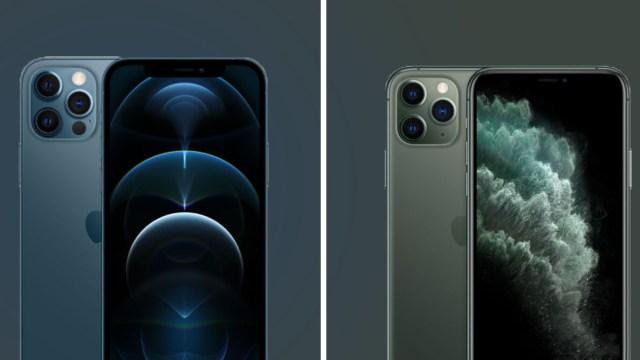 iPhone 12 Pro vs iPhone 11 Pro karşılaştırması