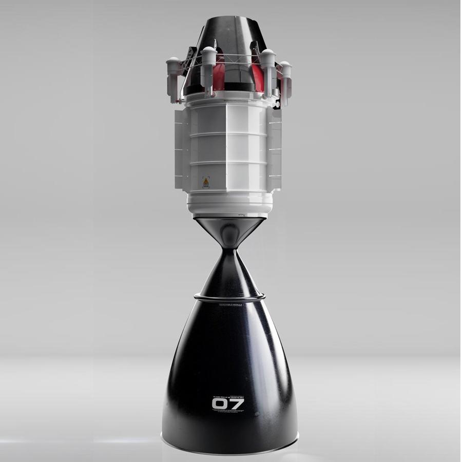 Yeni nesil nükleer roket motoru geliştirildi