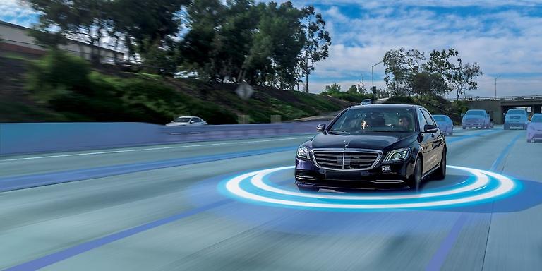Mercedes otopilot sistem: Drive Pilot