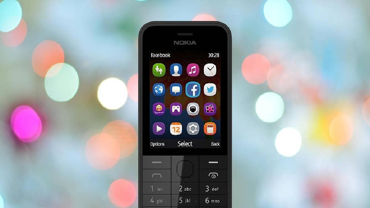 Nokia 4G takviyeli iki tuşlu telefon duyurdu 1