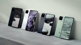 Pixel 5 satışları Google'ın yüzünü güldürüyor!