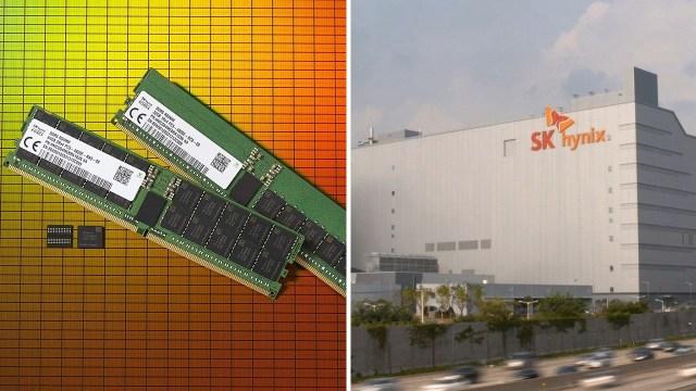 SK hynix DDR5 RAM