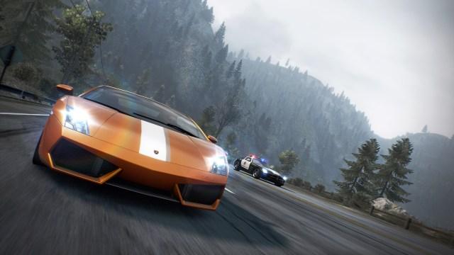 nfs: hot pursuit remastered