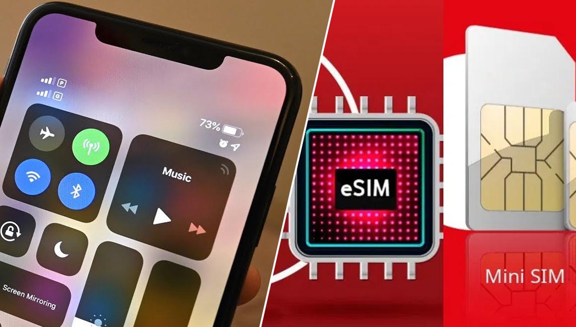Türkiye'de birinci: Vodafone eSIM kullanıma sunuldu 1