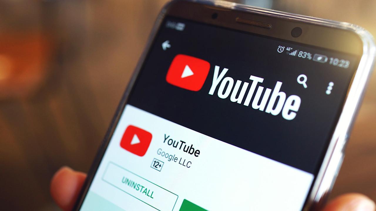 youtube çözünürlük tercihi