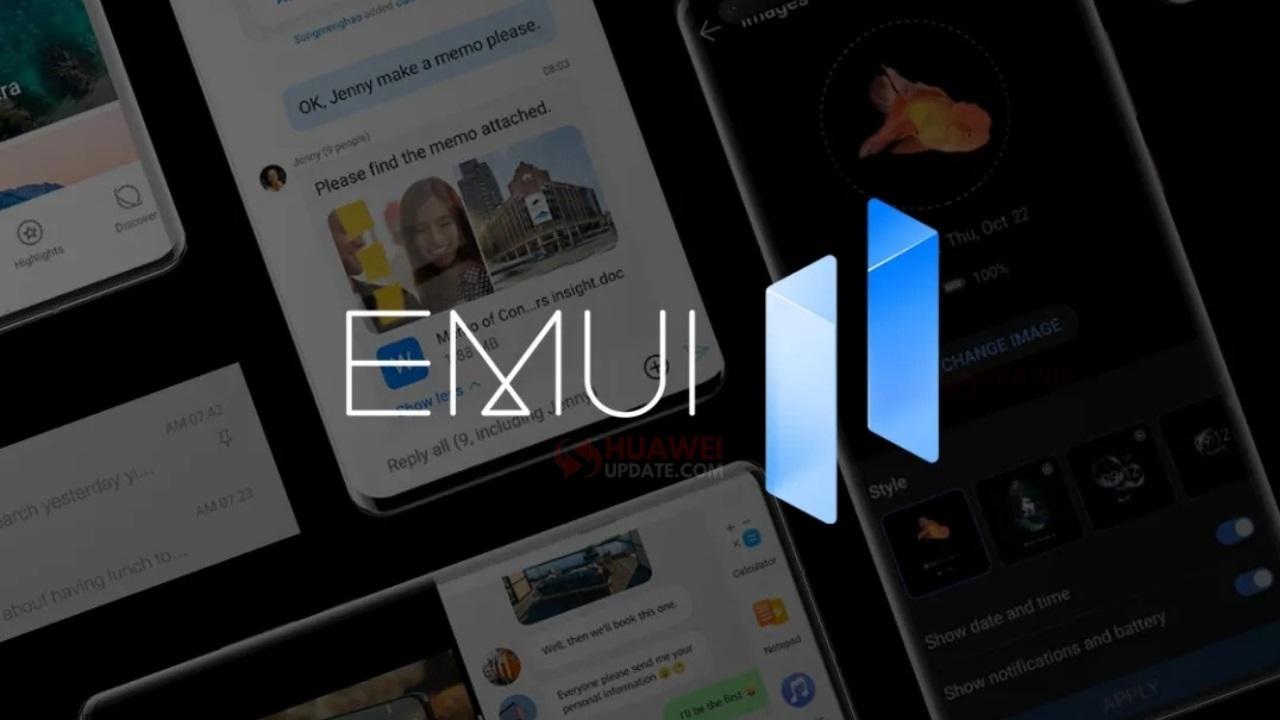 EMUI 11 güncelleme takvimi yayınlandı! 1