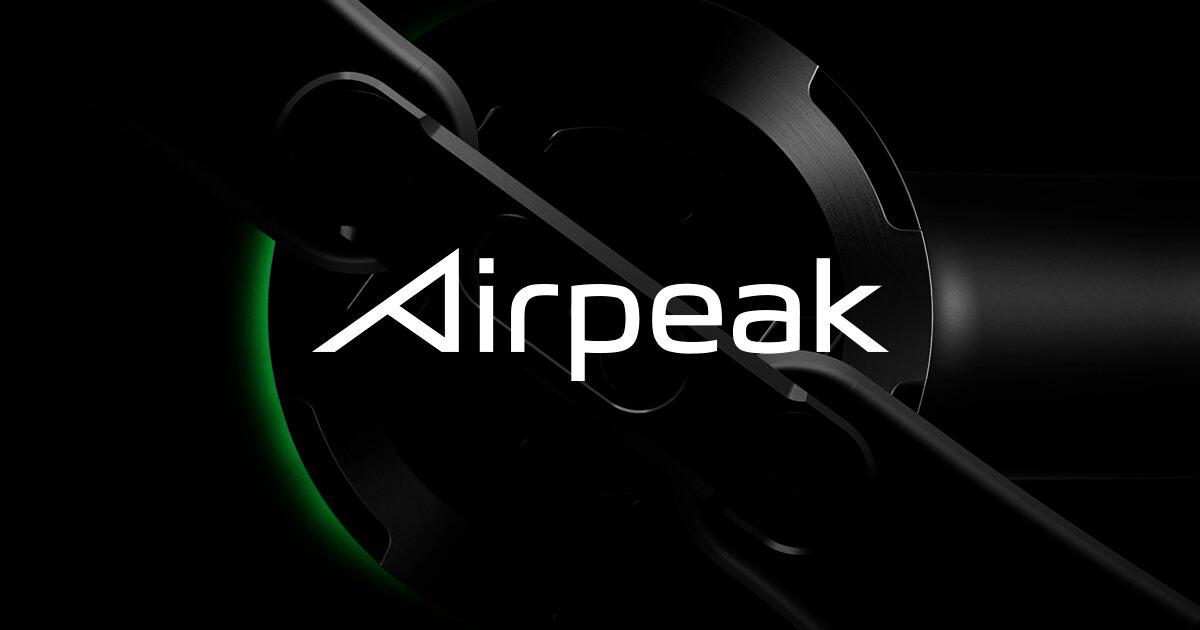 Sony Airpeak drone projesi