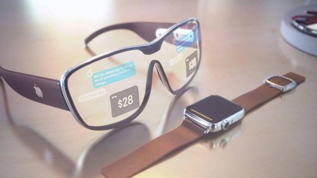 apple glass, akıllı yüzük, akıllı gözlük