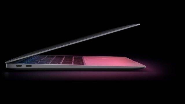 Apple M1 işlemcili ilk MacBook Air tanıtıldı!
