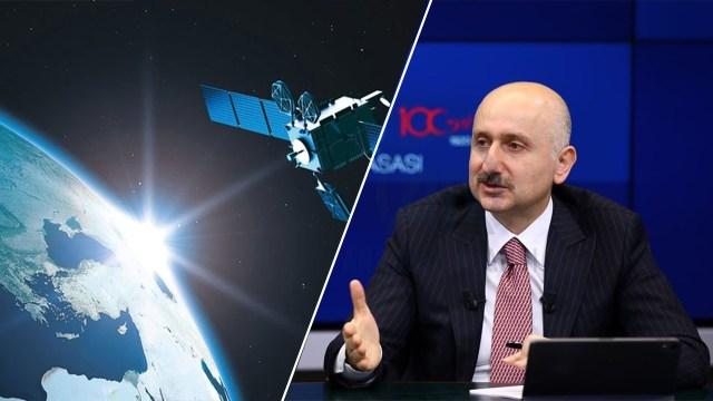 Bakandan Türksat 5A ve hızlı internet açıklaması!