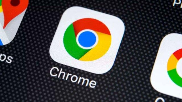 Eski Chrome simgeleri