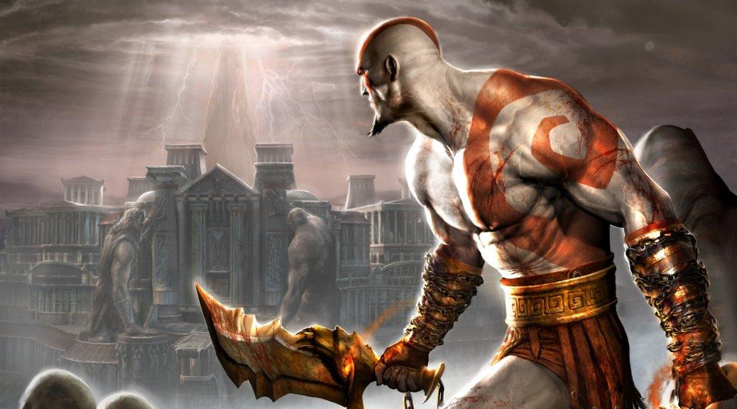 God of War 2 4K Ray Traycing ile PC'de, god of war 2