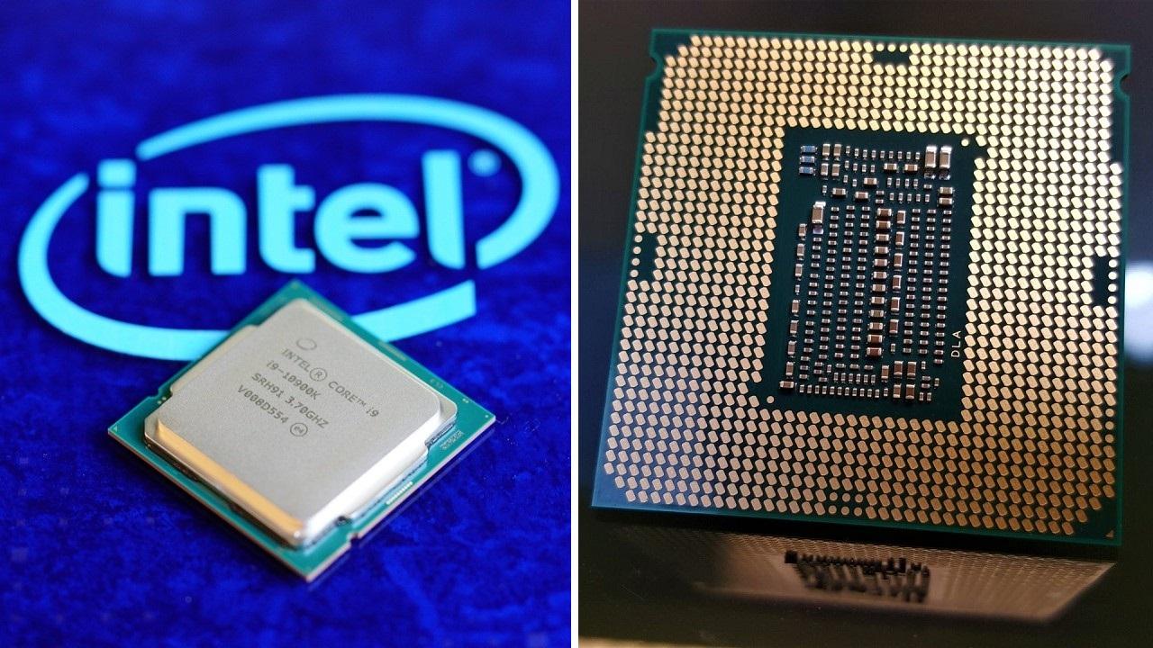 Intel Rocket Lake işlemciler