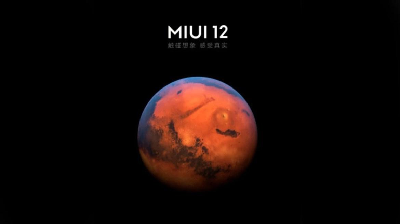 MIUI 12 güncellemesi