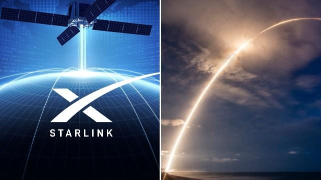 Starlink internet
