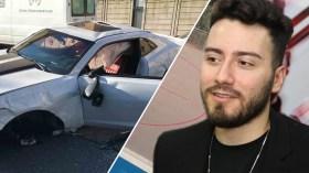 Ünlü YouTuber Enes Batur trafik kazası geçirdi!