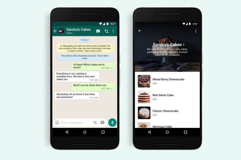 WhatsApp alışveriş butonu aktif edildi