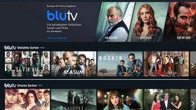"""BluTV bu hafta sonu evde olanlar için """"ücretsiz"""" oluyor"""