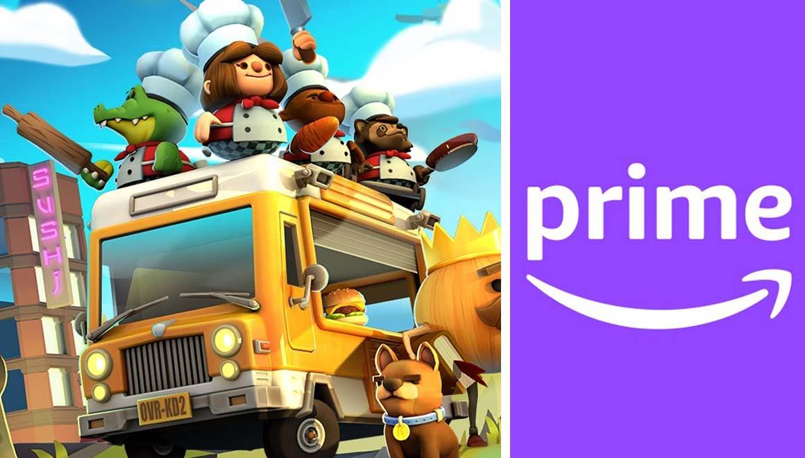 Amazon Prime Gaming ücretsiz oyun
