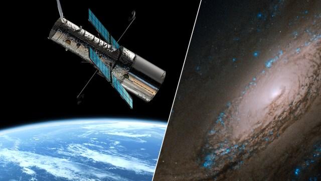 hubble fotoğrafları, hubble uzay teleskobu, caldwell kataloğu, hubble doğum günü