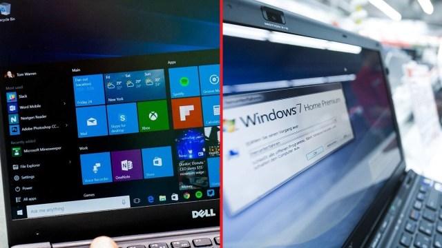 Windows kullanım oranları