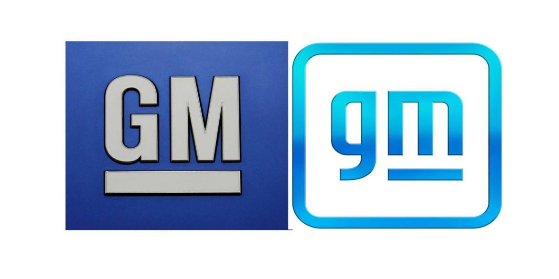 GM yeni logo