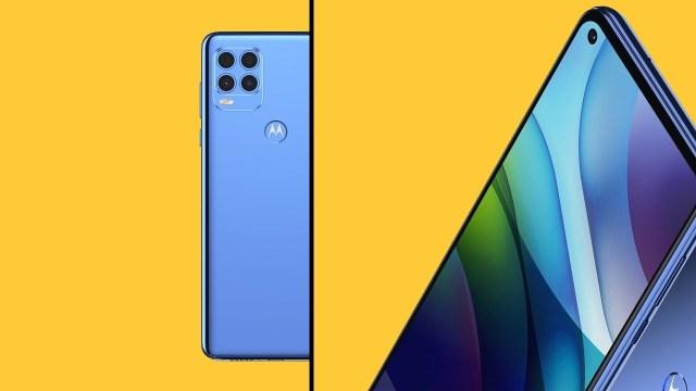 Motorola Moto G Stylus 2021 görüntüleri