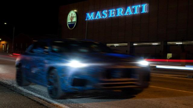Maserati Grecale SUV: İlk görüntüler yayınlandı