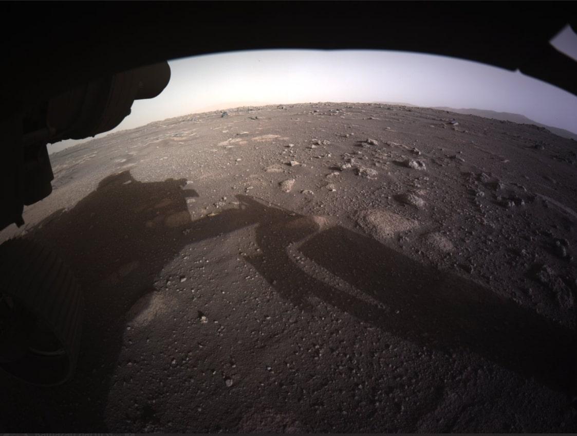 Perseverance, Mars'tan yeni fotoğraflar yolladı