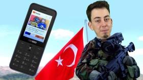 YouTube'a giren asker telefonu: Alcatel 3088 inceleme!