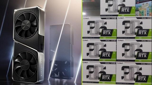 RTX 3060 fiyatı