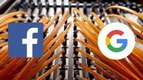Facebook ve Google iki kıtayı birbirine bağlayacak