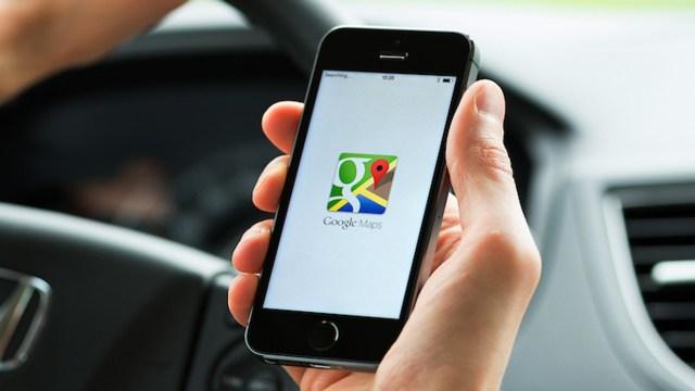 Google Haritalar'dan kazaların önüne geçecek yenilik!