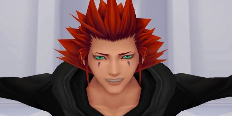 Kingdom Hearts Axel