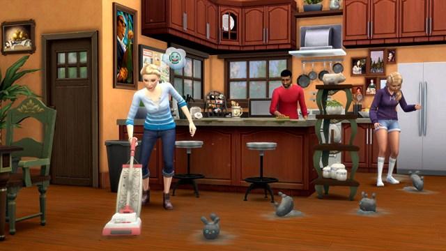 The Sims 4'ten evinizi kasten kirletecek DLC