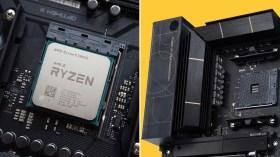 Thunderbolt 4 destekli ilk AMD B550 anakart tanıtıldı