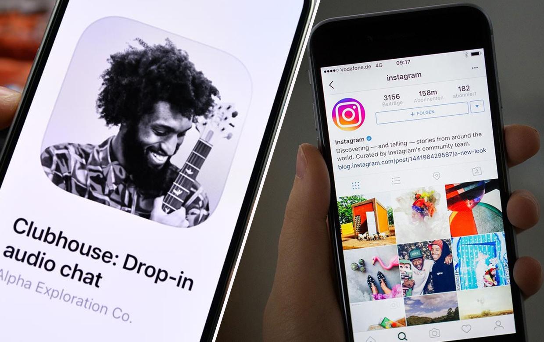 Instagram özellikleri, yeni Instagram özelliği, Instagram özelliği, Clubhouse rakibi