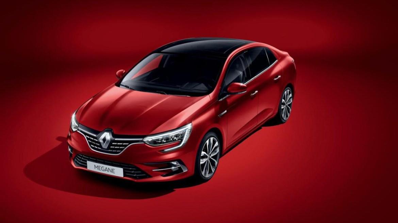 2021 Renault Megane Sedan