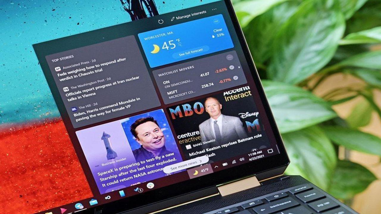 Windows 10 görev çubuğu yeni özelliklerini sundu